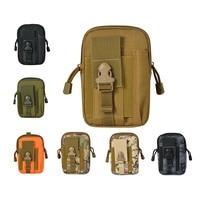 Đa chức năng EDC An Ninh Mang Theo Accessory Kit Camping Đi Bộ Travel Blowout Belt Pouch Eo Ngoài Trời Túi Tactical Gói