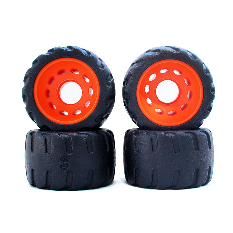 Free Shipping Highway 75A Big Skateboard Wheels 76mm*45mm Electric Skateboard Wheels Cross-country Wheels Road Wheel