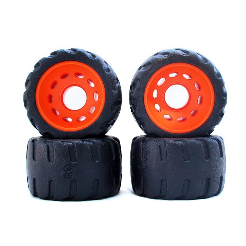 Free Shipping Highway 75A Big Skateboard Wheels 76mm*45mm Electric Skateboard Wheels Cross-country Wheels Road Wheel