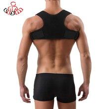 Adjustable Medical Men/women Back Posture Corrector Clavicle Spine Back Shoulder Lumbar Brace Support Belt Posture Correction