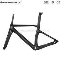 에어로 카본로드 자전거 프레임 레이싱 자전거 프레임 크기 xxs/xs/s/m/l bb30/bsa 탄소 섬유 자전거 프레임