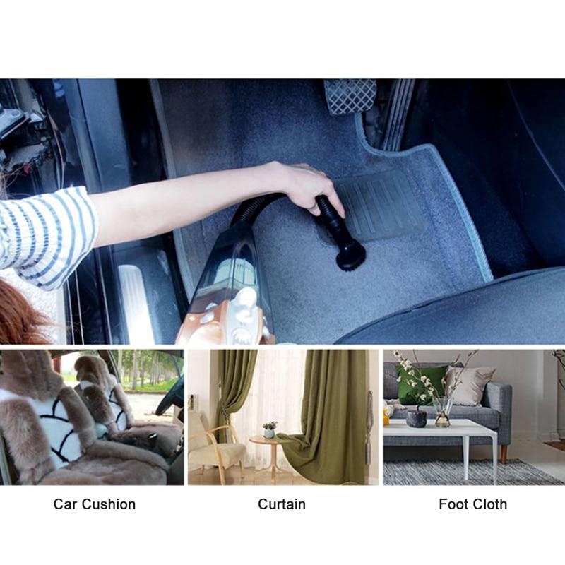 Car Vacuum Cleaner 4 In 1 Portable Wet/Dry Car Vacuum Cleaner Multi-function Air Pump Lighting Tire Pressure Monitor Cleaner