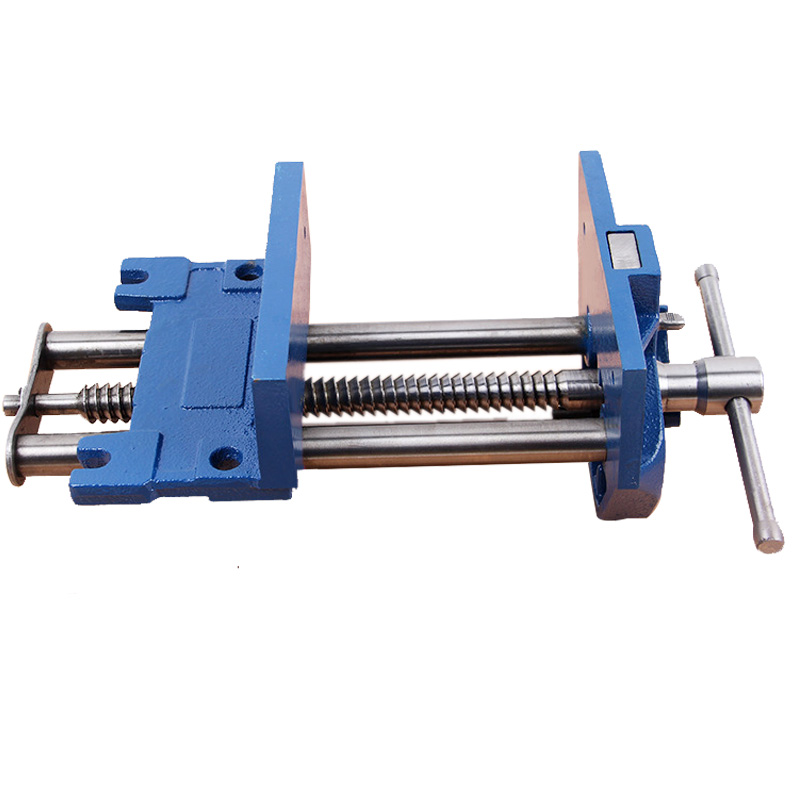 3/'/' Professional Cast Iron Clamp Vise Woodworking Bench Vice Hand Tool