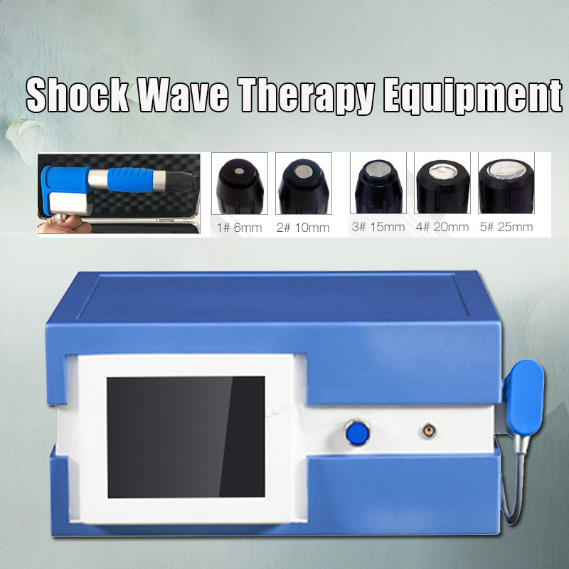 2019 New Style ! Factory Price Shock Wave Machine/Extracorporeal Shock Wave Therapy Equipment With German Imported Compressor