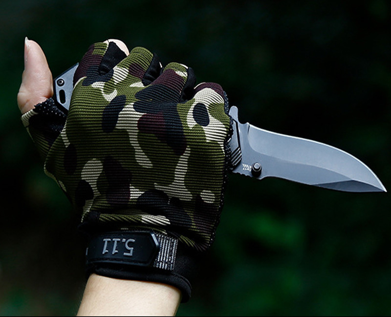 Image 5 - Hot Outdoor Tactical High Hardness Knife Wild Survival Multi function Folding Knife Hunting Self defense Outdoor Knives-in Outdoor Tools from Sports & Entertainment