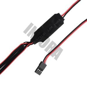 Image 4 - INJORA 22 ミリメートル多機能 Rc カーヘッドライト Led ライトコントローラボードとのための 1/10 軸 SCX10 90046 Rc ロッククローラー