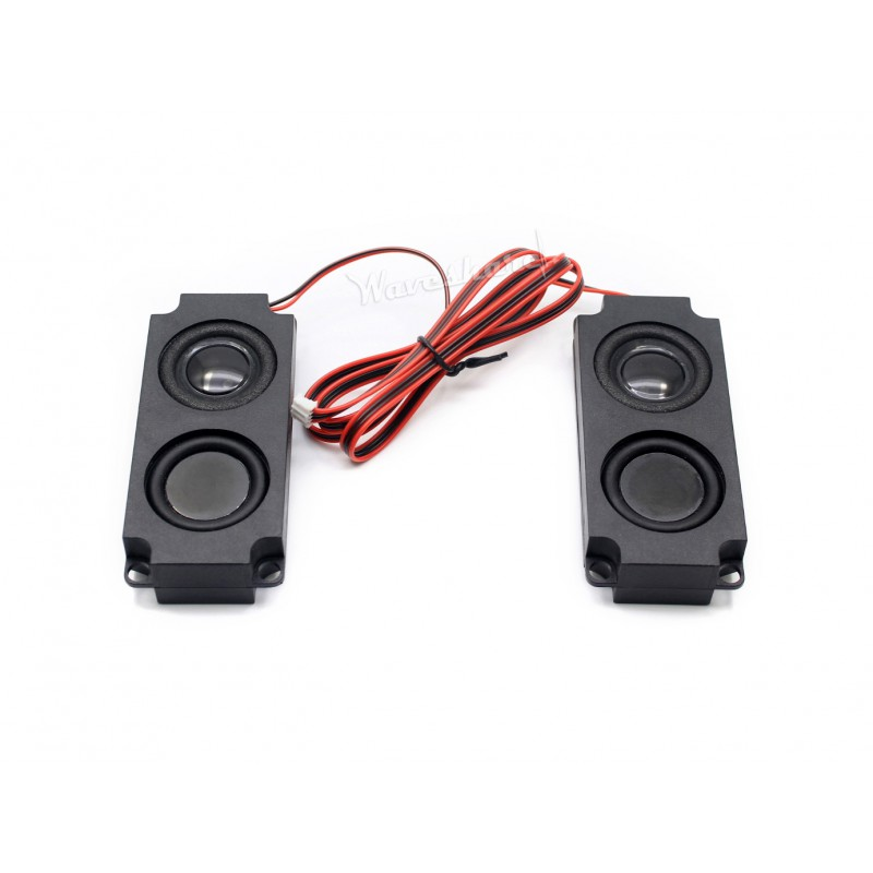 8 Omega 5W Speaker For Waveshare 5inch HDMI LCD (G) 5inch HDMI LCD (H) 7inch HDMI LCD (H) 10.1inch HDMI LCD (H) High Quality