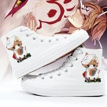 Женские кроссовки Natsume Yuujinchou; парусиновая обувь Natsume's Book of Friends; женская обувь для костюмированной вечеринки в стиле аниме; подарки для мужчин