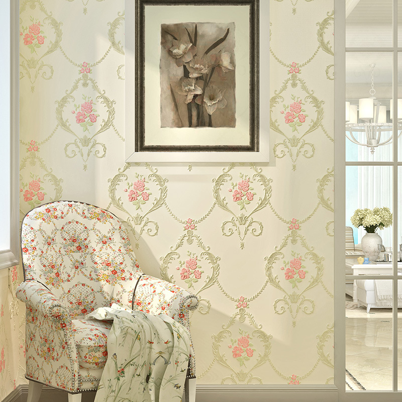 beibehang garden flower Wallpaper For Walls 3 D Bedroom Living Room Home Decor 3D Mural Wall Paper Rolls papel de parede adesivo beibehang garden flower wallpaper for walls 3 d bedroom living room home decor 3d mural wall paper rolls papel de parede adesivo