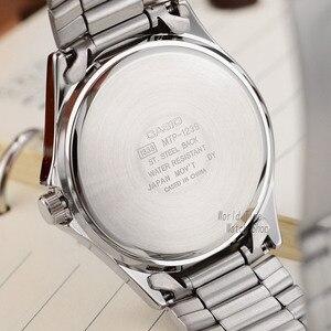 Image 2 - Đồng hồ Casio nam nổ tung thương hiệu hàng đầu sang trọng đồng hồ thạch anh 30m Chống nước nam đồng hồ đeo tay thể thao Quân đội relogio masculino reloj hombre erkek kol saati montre homme zegarek meski MTP 1239