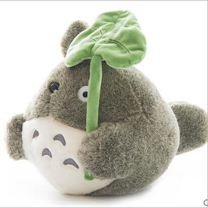 1pcs 15cm/20cm My neighbor Totoro Cartoon Plush Toy