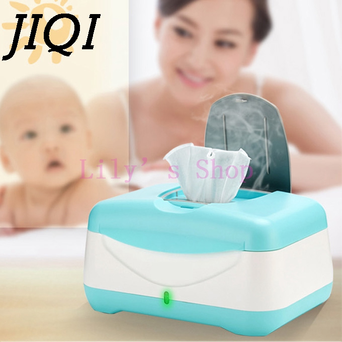 Baby wipes heater Wet Towel Dispenser thermostat warm wet baby wipes machine heating insulation humidor box EU US plug adapter