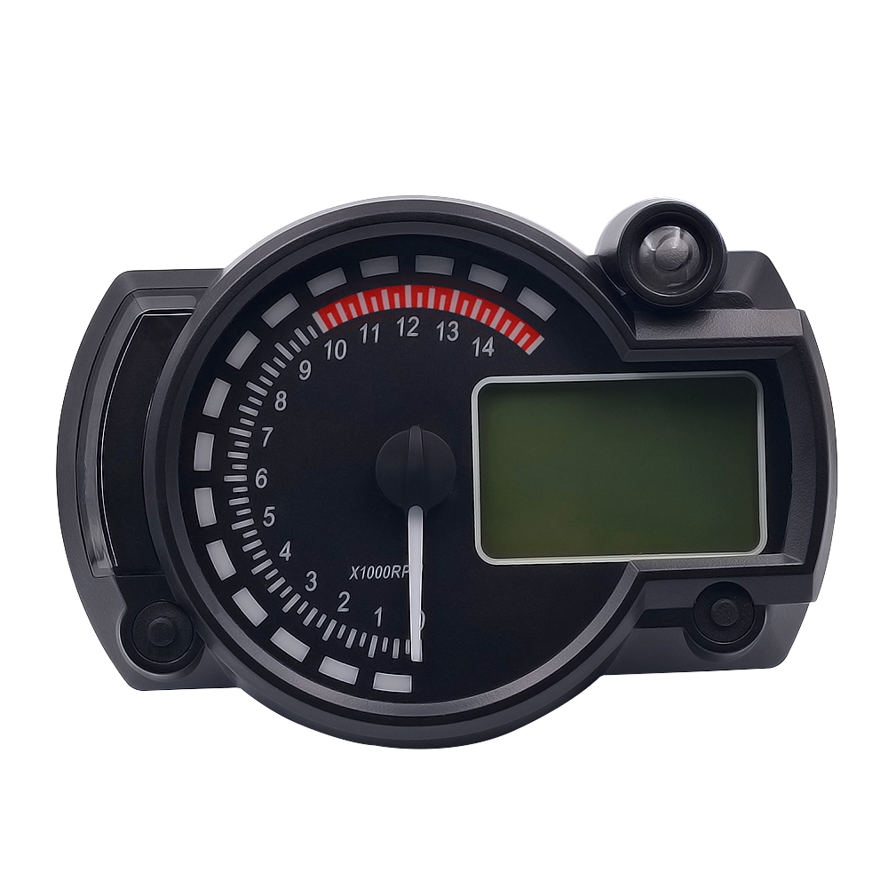 Free Shipping Cs 342 Multi Functional Motorcycle Lcd