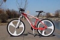 FOREVER New Design 26 Inch 21 24 27 Speed Aluminum Alloy Mountain Bike Double Disc Brakes