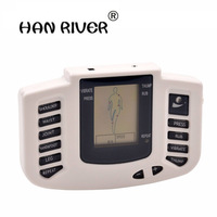 Home Health Products Medical Electronic Muscle Stimulator Acupuncture Weight Loss Body Massager Massage Machine Vibration