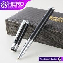 Герой перьевых ручек оригинальной аутентичной письменные принадлежности Iraurita 0,5 мм High-end подарочной коробке гладкой пишущих ручек 1315