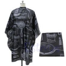 New Adult Salon Barbers Hair Cutting Hairdressing Hairdresser Cape Gown Clothes