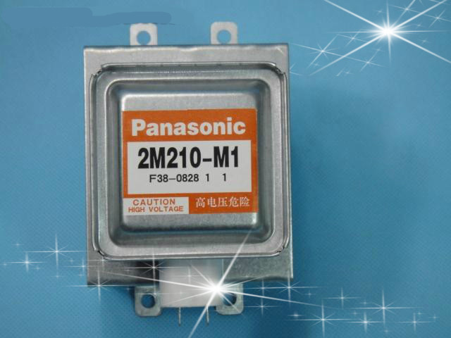 Novas peças De Reposição para o forno de microondas 2M210-M1, para galanz magnetron, magnetron panasonic, Partes Forno de microondas
