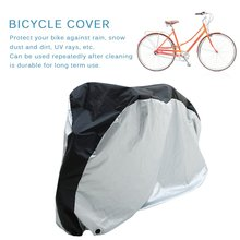 Bike Bicycle Utility Cycling Rain Dust Cover Waterproof Outdoor Scooter Protective Against Dirt UV Rays Protector Covers NEW
