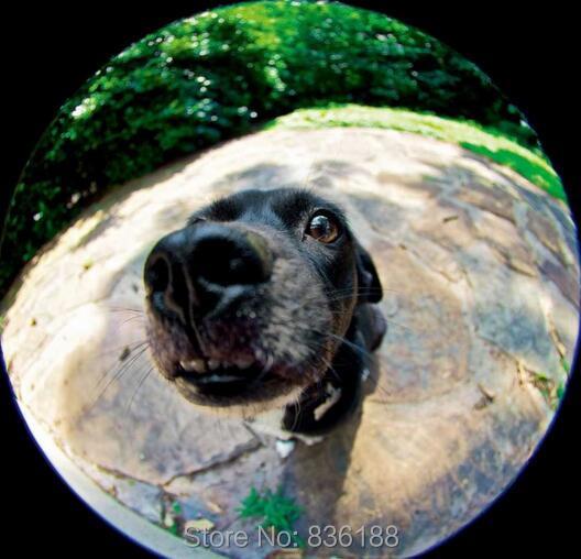 JINTU Photo 8mm f/3.5 super Fisheye Lens for Nikon - Ultra Wide Angle Aspherical Lens for DSLR FULL FRAME camera 8