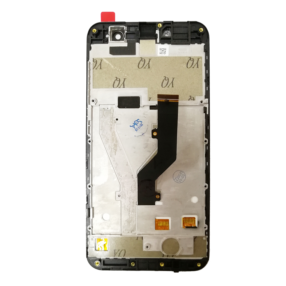 Image 5 - For ZTE Blade A520 LCD Display+Touch Screen Replacment Digitizer with frame Assembly Phone Panel For ZTE A520 A 520 display-in Mobile Phone LCD Screens from Cellphones & Telecommunications
