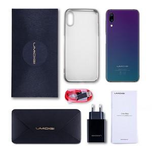 Image 5 - UMIDIGI One Max, глобальная версия, 4 Гб, 128 ГБ, 6,3 дюйма, полноэкранный, 4150 мА/ч, две sim карты, для распознавания лица, смартфон, NFC, Беспроводная зарядка