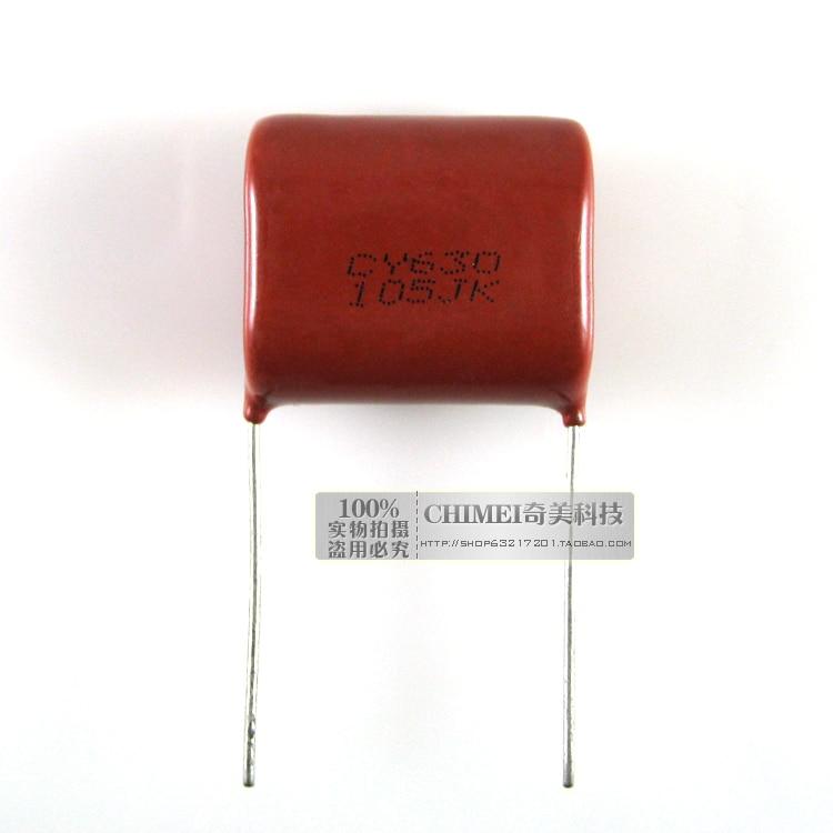 CBB Capacitor 630V 105J 105K 1UF Capacitor