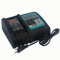 7.2V 18V Power Tool Li Ion Battery LCD Screen Charger for Makita 7.2V to 18V BL1830 BL1815 BL1430 DC14SA DC18SC DC18RC DC18RA