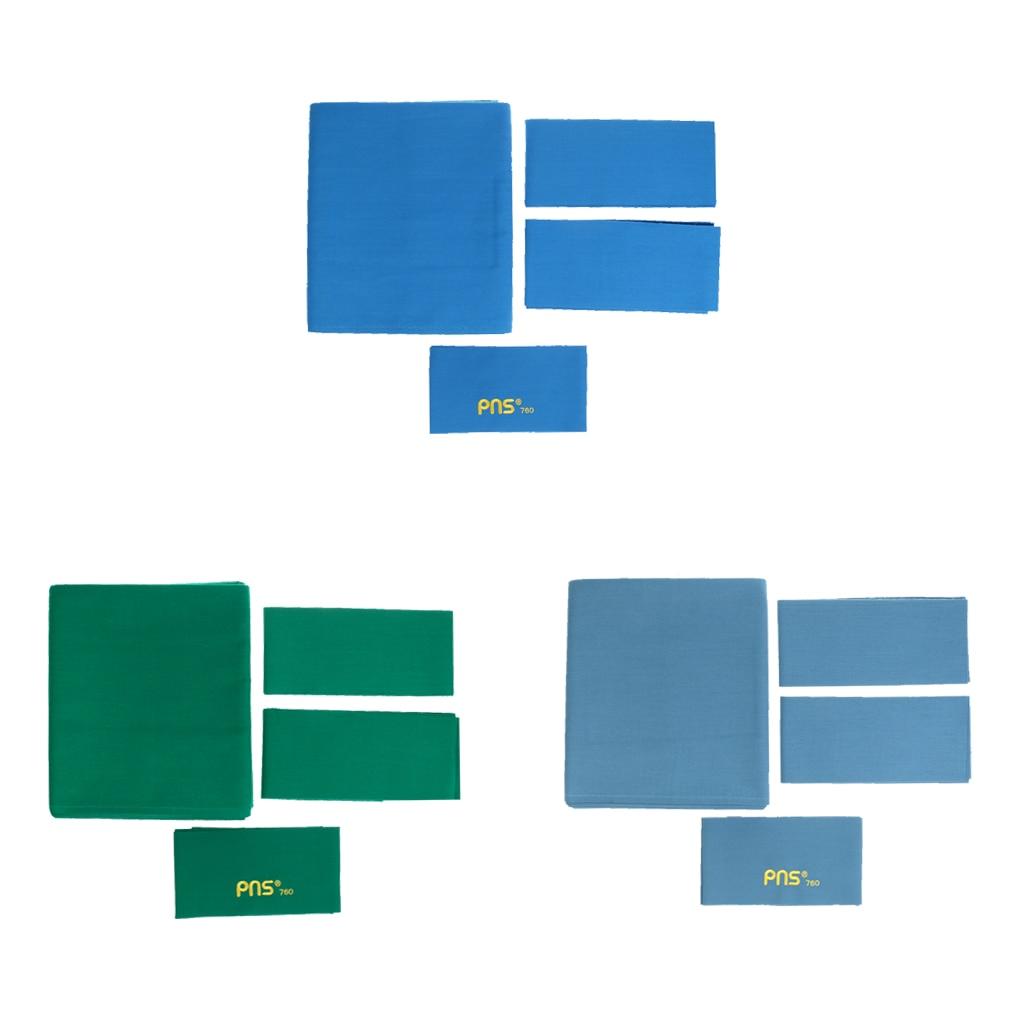 Universal Étanche Tissu PNS760 Peignée Piscine Feutre De Table Tissu pour 9 Pied Couverture De Table De Billard Billard Table Accessoire