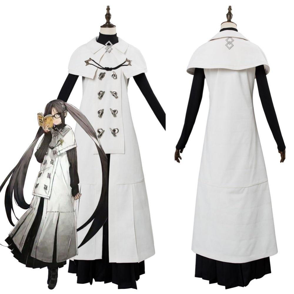 FGO Cosplay Costume Fate Grand Order Akuta Hinako Cosplay Costume Outfit Adult Men Halloween Carnival Costumes Custom Made