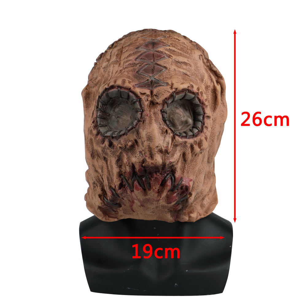 2018 Steamm Survival Game SCUM Mask Cosplay Role Masks Scary Party Dresses Costume Prop (5)