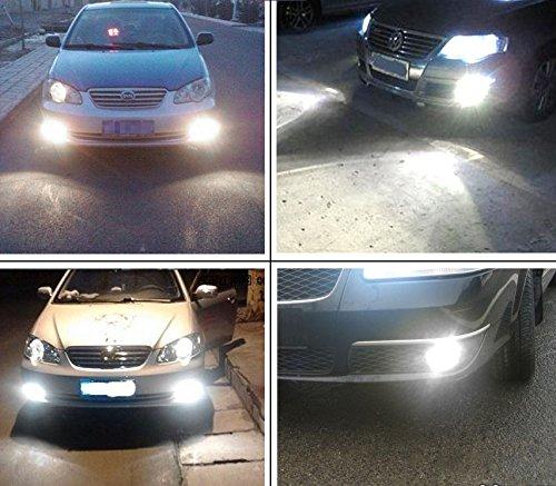 Auto Styling autos Scheinwerfer Für Toyota Yaris L 2016 2018 Scheinwerfer LED DRL Lauf lichter Bi Xenon Strahl nebel lichter engel augen - 6