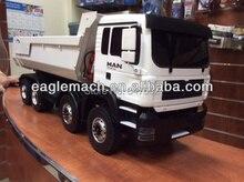 1/14 Scale RC Hydraulic Dump Truck 8×4