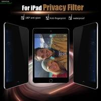 SZEGYCHX 7 9 PET Materia 180 Privacy Filter Screen Anti Glare Tablet PC Protector Filter Film