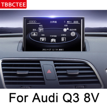 For Audi Q3 8V 2011~2018 MMI Multimedia Player 10.25
