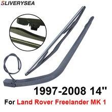 Car Windscreen professional wiper blades rear wiper arm and blade 14''  for Land Rover Freelander MK.1 RLR05-1A цена