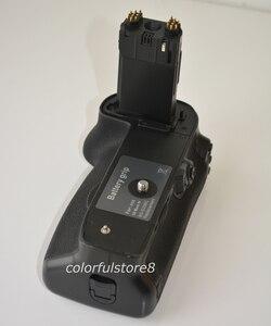 Image 4 - גריפ יד ידית כוח אנכי סוללה עבור canon eos 5d mark IV 4 5DIV 5D4 מצלמה כמו BG E20 BGE20 + IR מרחוק + 2 LP E6 + מטען לרכב