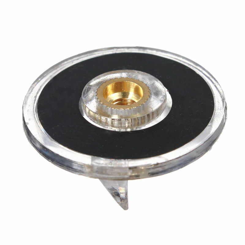 4 Pcs Peças de Reposição Base de Plástico Engrenagem de peças de Reposição Para A Magia Para Espremedor Bala Top Gear 6mm Diâmetro do Parafuso