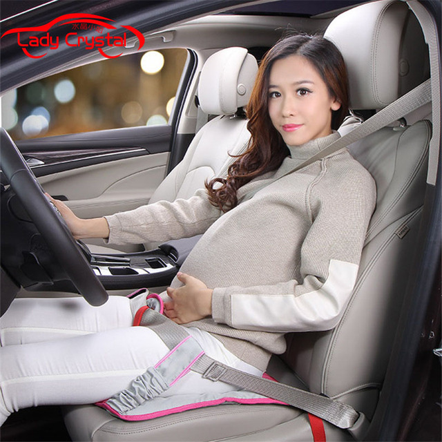 Pregnant Women Car Seat Cover Cushion For Safety Belt Protection Soft  Breathable Safe pad mat Car Seat Cover for pregnant woman 63f6ab826
