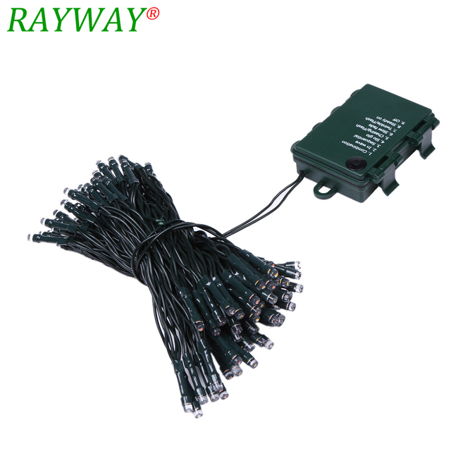 Aliexpress buy rayway 10m waterproof led fairy string light rayway 10m waterproof led fairy string light outdoor 8mode 45v xmas battery powered string light mozeypictures Image collections