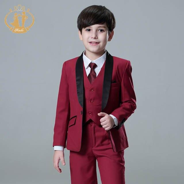 9820ac7006fa3 Agile costume pour garçon terno infantil costume enfant garcon mariage  garçons costumes pour mariages costume garcon ...