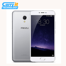 "Original Meizu MX6 3GB 32GB Mobile Phone Android Global Firmware cellular Deca Core 1920x1080P 5.5"" 12MP Fingerprint ID"