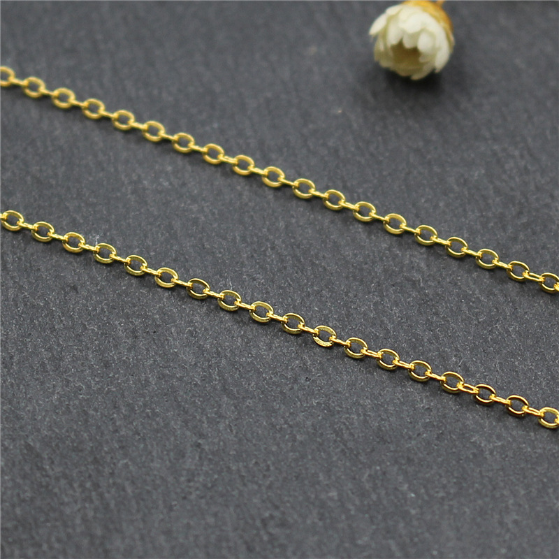 5pcs/lot 100% 925 Sterling Silver Link Extension Chains 5cm Length Necklace Bracelets Bulk Chains DIY Jewelry Making Materials