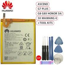 Hua Wei Original Replacement Phone Battery HB396481EBC For Huawei Ascend G7 Plus / G8 G8X Honor 5A 5X Maimang 4 3000mAh