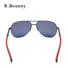 Aluminum Magnesium Sunglasses Polarized Coating