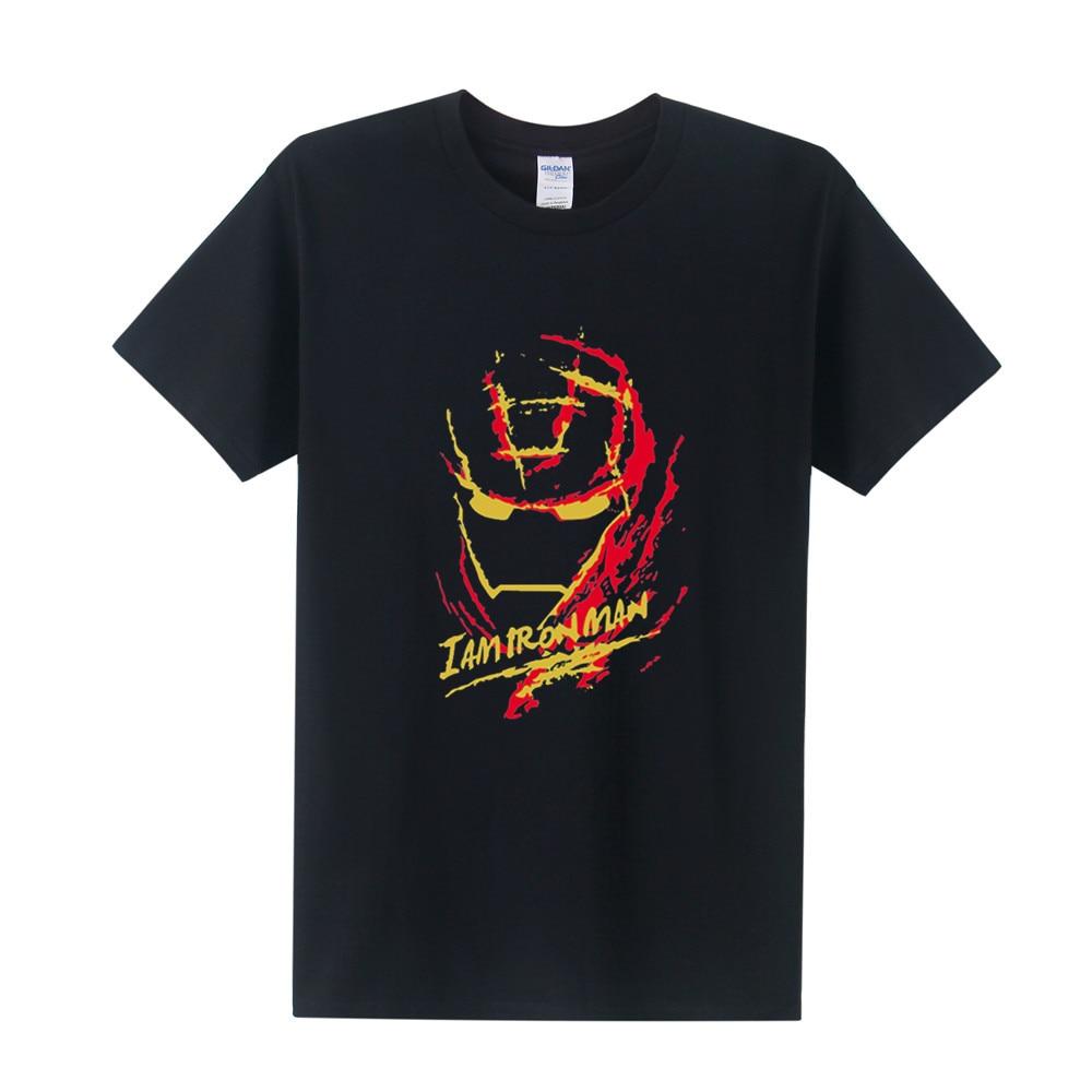 Online Get Cheap T Shirt Ironman -Aliexpress.com | Alibaba Group