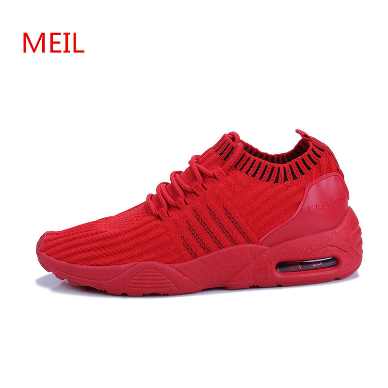 b55d9eeeccb Summer Breathable Men Sneakers Casual Shoes Slip On Fashion Zapatillas  Trainers Shoes Men Tenis Masculino Chaussure