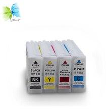 Winnerjet Stable Quality Pigment Ink Cartridge for Epson SC-T3200 T5200 T7200 Printer Cartridges