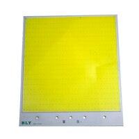 300 W 12 V 14 V COB Ultra Luminoso LED Bianco Strip Light car fonte della lampada Chip di grande formato L210MMx180MM progetto di illuminazione 2000ma per FAI DA TE