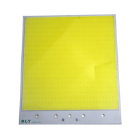 300W 12V 14V Ultra Bright COB LED White Strip Car Light Lamp Source Chip For